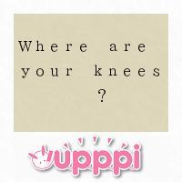 Where are your knees ?
